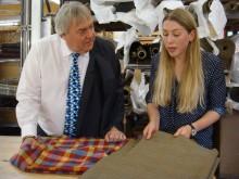 Moray Speyside focus of Tea and Tourism tour