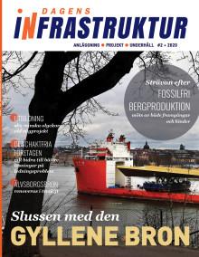 Nya numret av Dagens Infrastruktur nr 2 2020 ute nu!