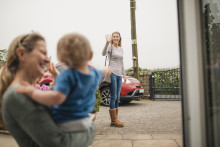 Majority shun the chance to drive to see family and friends despite new lockdown rules in England