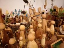 Liebevolle Zwischennutzung zur Adventszeit - Handwerkerhof fecit in der Holstenstraße