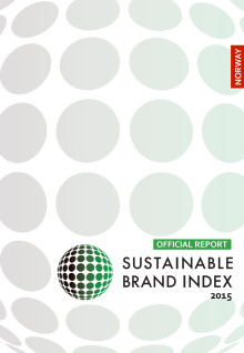 Sustainable Brand Index 2015 official report Norway