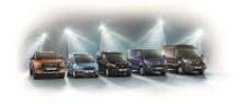 Ford se v roce 2015 vrátil na pozici nejprodávanější značky užitkových automobilů v Evropě