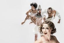Våren 2020 på Dansstationen