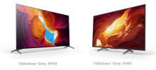 Deux nouvelles séries TV Sony XH95 et XH85 sont disponibles !