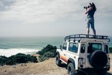 Offroad durch Portugal: Der #alphaddicted Koffer ist zurück in Europa