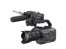 Sony FX6: новая полнокадровая профессиональная камера в линейке Cinema Line уже в продаже