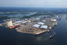 Rauman sataman kehittäminen jatkuu Petäjäs 2 ja 3 vaiheiden käynnistämisellä