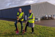 Lindab udvider produktionen med 3.000 m2 i Haderslev