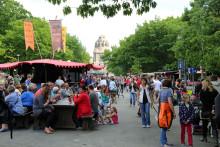 Die 18. Leipziger Bierbörse findet vom 27. bis 29. Mai 2016 am Völkerschlachtdenkmal statt