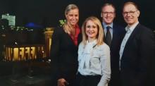 Deutscher Arbeitgebertag 2019 - BdS-Präsidentin Sandra Mühlhause in das Präsidium der BDA wiedergewählt