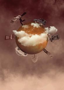 Vendsyssel Teater præsenterer Tæt Tåge: Mandetavshed og stærke følelser