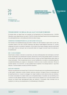Tweede editie van Ideaal Duaal gaat van start in Brussel