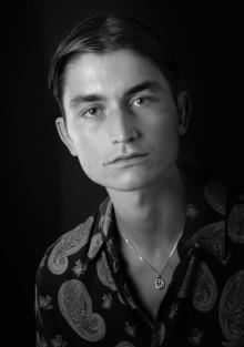 Gustav Lindh får Såstaholms pris till Höstsols minne 2019