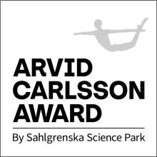 Call for nominations to Arvid Carlsson Award by Sahlgrenska Science Park 2020