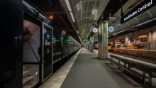 Premiär för SJs nya nattåg mellan Göteborg/Stockholm och Umeå