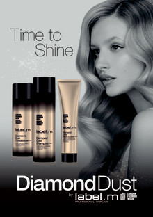 Diamond Dust - ny produktserie fra label.m