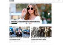 Rodeo satsar med ny sajt