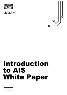 Introduction to Marine AIS White Paper