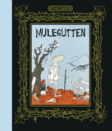 Øyvind Torseter nominert til Deutscher Jugendliteraturpreis 2018 for bildeboken Mulegutten!