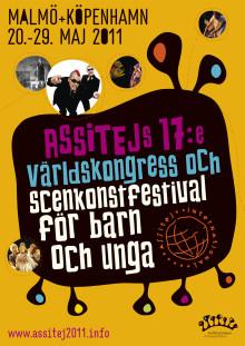 Scenkonst från hela världen till Malmö