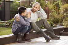Vil du ha hjelp til å bli en bedre mor eller far?