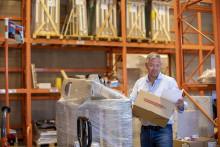 BAUHAUS fortsätter effektivisera logistikkedjan – etablerar egen distributionsanläggning i Stockholm