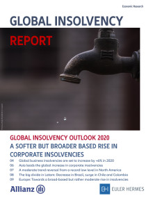 GLOBAL INSOLVENCY OUTLOOK 2020