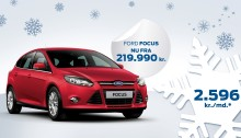 FORD FOCUS TIL SPOTPRIS