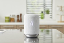 Smart sound all around:  Sony's new voice controlled 360° speaker with superior sound and the Google Assistant built-in
