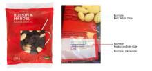 IKEA återkallar RUSSIN & MANDEL eftersom den kan innehålla andra nötter än mandlar