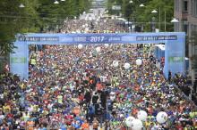 ASICS Stockholm Marathon är fullt
