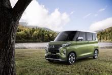 Mitsubishi Motors starter salget av nye Super Height Kei Wagon eK X space og eK space 19.mars