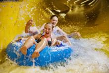 Pressinbjudan: Nolhaga Parkbad lockar fler besökare med späckat höstprogram