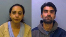 Man and woman sentenced to nine years each for series of robberies – Slough