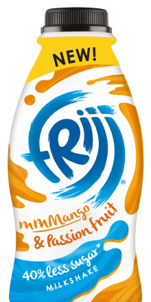 Müller Announces Two New Additions to FRijj Milkshake Lineup