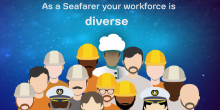 Marlins and Human Rights at Sea new Diversity and Inclusion at Sea course goes live
