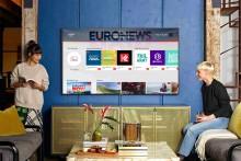 Samsung TV Plus lanseras nu i Norden