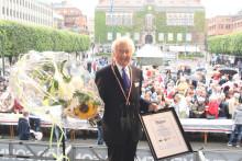 Årets Boråsambassadör 2015 är Leon Rytz