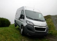 Fyrhjulsdrift till samtliga av Peugeots transportbilar
