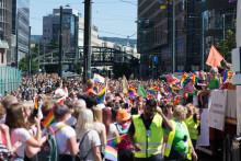Oslo Pride parade 2019 - Info