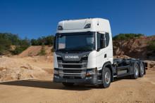 Scania Ready Built: jetzt auch für Scania Kipper