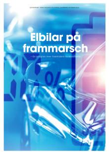 Rapport: Elbilar på frammarsch
