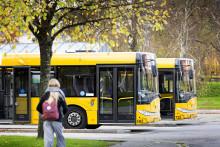Busserne giver plads til Aarhus City halvmarathon