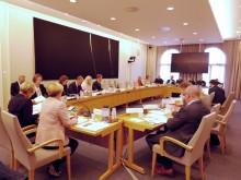 Statsbudsjettet 2019: Norsk Komponistforening på budsjetthøring hos Stortingets familie- og kulturkomité