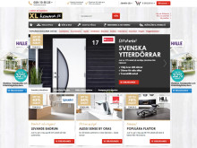 XLhemma.se - Ny e-handel med över 150.000 produkter för bygg och inredning