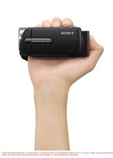 Handycam DCR-SX21E: Das neue Einsteiger-Highlight von Sony