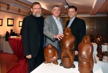 Satirisch bis Tierisch: Ausstellung im Zoo zeigt das Lebenswerk des Künstlers Otto Wrase