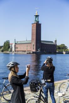 Stockholm och Sverige i gemensam strategi för fler internationella besökare
