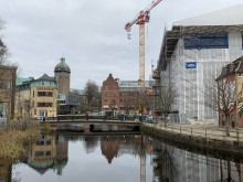 Stor kongress inom mark- och exploatering till Borås 2020