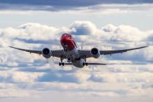 Norwegian med passagervækst og højere punktlighed i februar